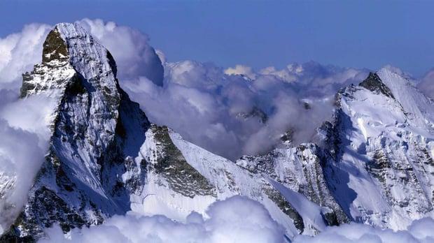 Matterhorn-mountains